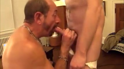 Slut Dad gives his hawt buddy an astonishing oral stimulation pt1 Hot Latina Ass Videos