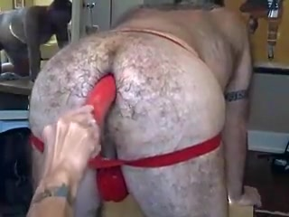 BF plays in my bunghole Black man takes your wife