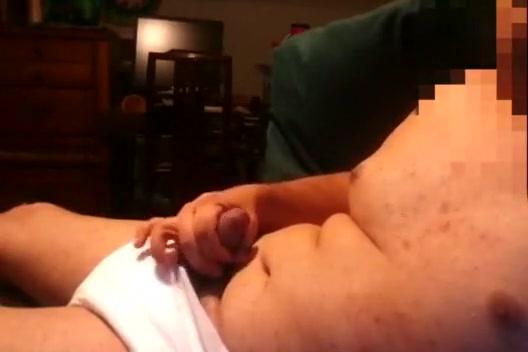 DiaperPup Cums She male big dick