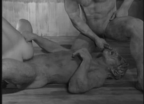 Horny male pornstar in best masturbation, blowjob homo xxx movie Lesbian cum swampping