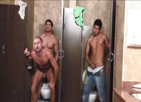 Amazing male pornstar in horny masturbation, group sex homosexual xxx scene squirt cum on mommas plump belly
