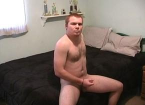 Horny male pornstar in exotic masturbation, bears homosexual sex scene Painless loss of virginity