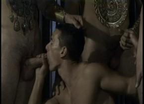 Crazy male pornstar in incredible gangbang, tattoos homosexual xxx clip Sexy ptoto