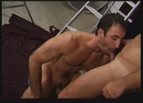 Best male pornstars Patric Ives and Steven Richards in exotic masturbation, daddies gay adult clip 3 Cock Porn