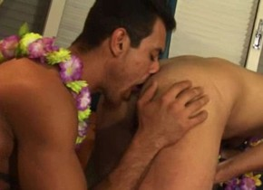 Best male pornstar in incredible rimming, blowjob homo xxx video Roof penetration boot for wire