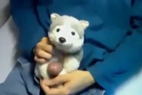 Stuffie Gets Stuffed Hot women boobs nude