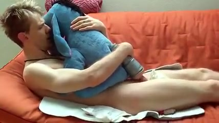 joy with eeyore plushie + diaper free webcam with srilankan hot pussys