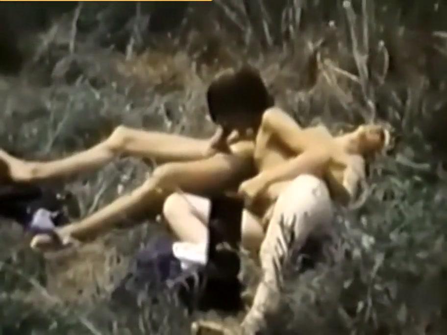Vintage Outdoor Sex Shelby ferguson
