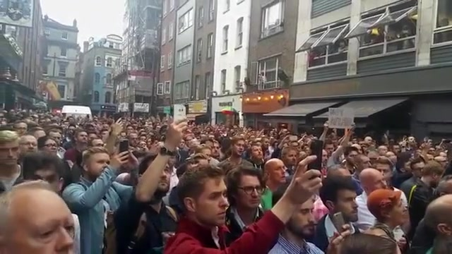 Orlando Shooting Vigil For Victims Soho London Indian Acter Forced