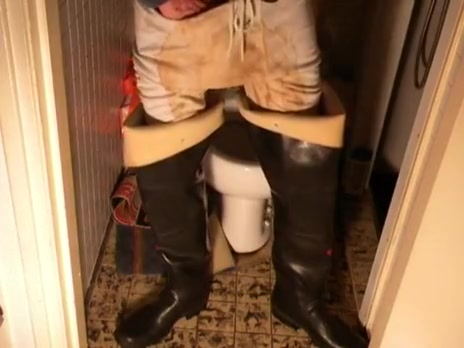 nlboots - waders, messy lengthy johns and piddle Flat chest long puffy nipples