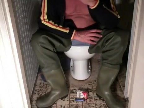 nlboots - lengthy johns and waders on lavatory free download amateur anal 3gp