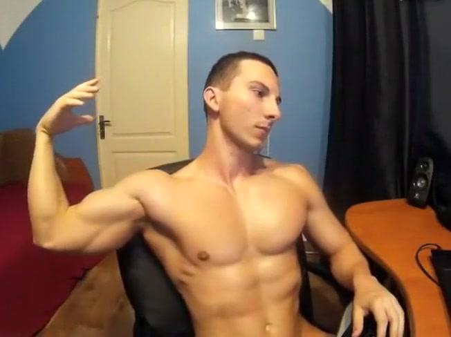 Horny Muscular Hottie On Cam gf revenge sex porn