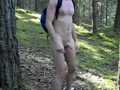 Almost Got Boner In The Forest Gangbang My Mature Wife