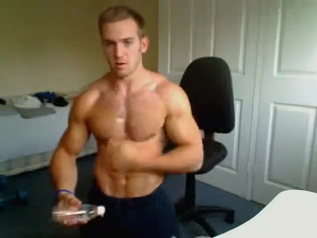 Amazing male in horny hunks gay sex video Husban watches all his freinds fuck his wife