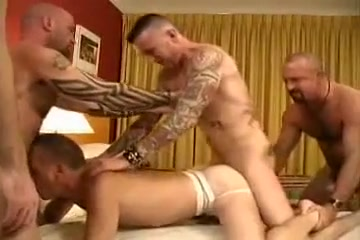 Crazy male in fabulous bareback gay sex clip How to be good in bed