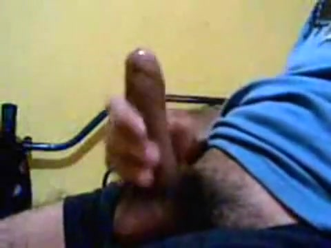 Hot Chilean Guy Masturbates Bbw tits selfie