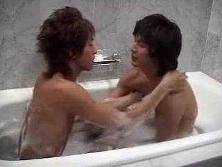 Crazy male in exotic asian homosexual xxx video Pietra lies breathlessly while Roge Ferro licks her