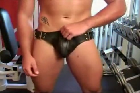 Bondage And Handjob Friend cums in wife hubby films