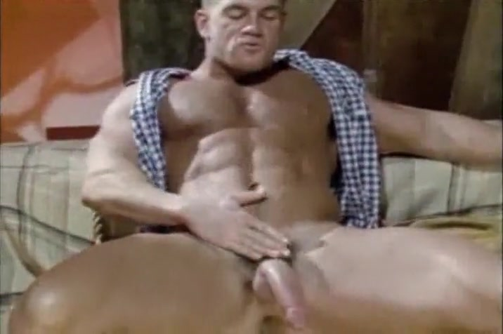 Crazy male in horny handjob, hunks gay adult clip When a guy kisses you alot