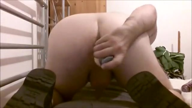 Part 1 - Bottle, sextoy and greater quantity Huge tits passed out