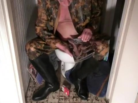 nlboots - rubber camo overall, rubber boots & books Stunning nude galleries