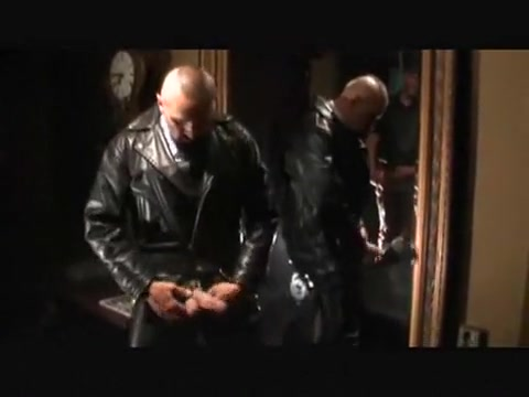 my leatherbuddies at play Fisting lesbian russian