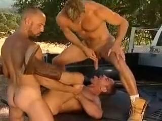Fabulous male in exotic homo sex scene max hardcore extreme board