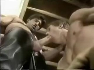 Incredible male in exotic big dick, bdsm homo adult scene Yoga instructor fucks student