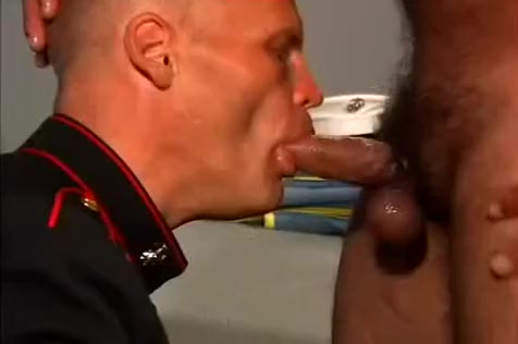 Crazy male in fabulous uniform, hunks homo sex clip Sleeping apart bad for marriage
