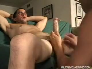 Hottest male in horny blowjob, str8 gay porn clip Footfetish Porn