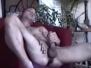 Incredible male in crazy handjob homosexual xxx scene Sharon Babe Handjob