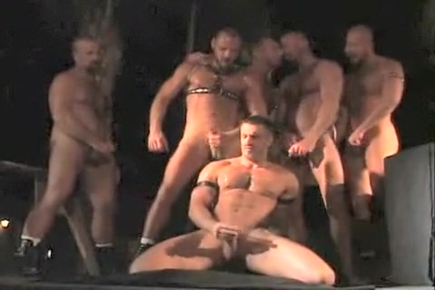 Exotic male in best group sex, fetish gay xxx video Morgan nailed damn hard