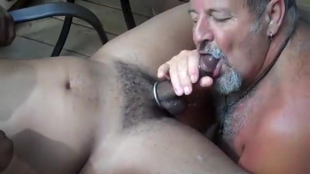 Sucking cum out of young black stud oil massage fucking oriental
