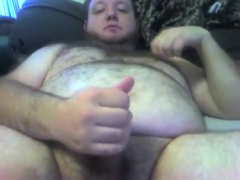 Bear Cub jacking off...CUM!!! free wife sister fucking sex videos