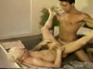 Amazing male in fabulous bareback, big dick homo xxx scene Face of cutie cum overspread