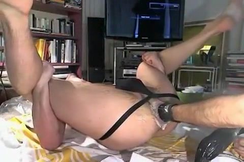 Incredible male in horny fetish homo adult video Hentai girl with nipple clamps gets fucked
