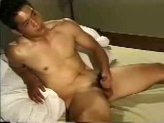 Fabulous male in hottest handjob, asian gay porn scene anal cream pie prolapse