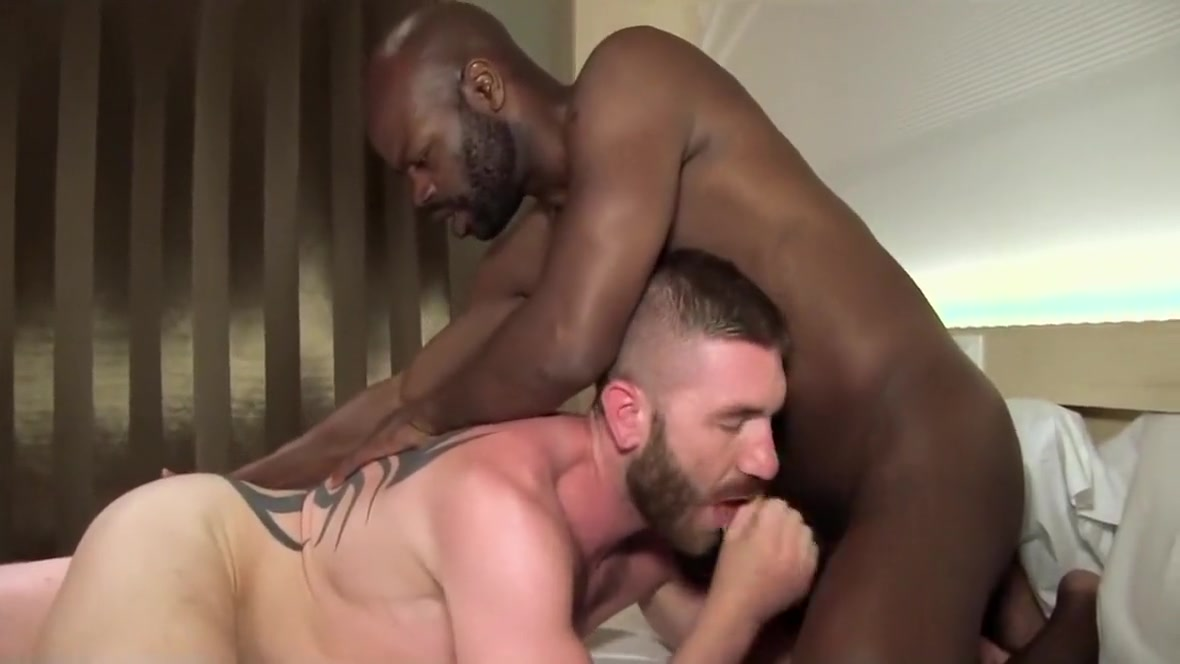 Tony Capucci Party Platinum blonde interracial whore