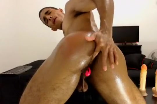 Fabulous male in horny fetish homo sex movie Sperm is thick tits