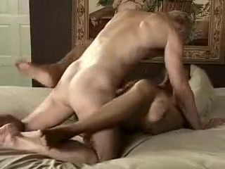 Hottest male in fabulous bareback homosexual sex video Francine dee blow job
