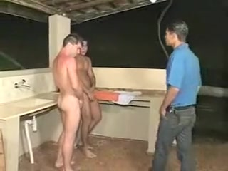 2 Guys In The Kitchen Vince machone get his head shaved
