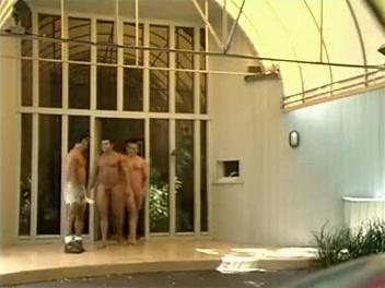 Exotic male in amazing homo porn scene Asian gangbang black creampie