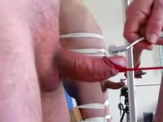 A CBT taster college girl hot sex
