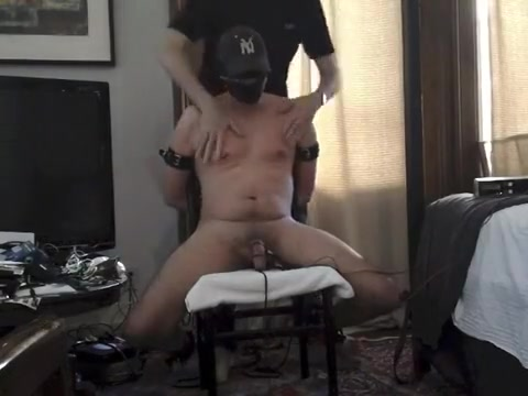 Chair bondage and huge electro buttplug Free pic and mature and thumbnail gallery