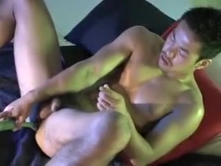 Crazy male in horny asian homo adult movie sexy bunny halloween costume