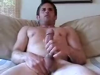 Incredible male in exotic handjob, str8 homo xxx scene Two shemales masturbating together