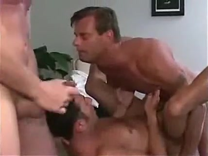 Crazy male in amazing bareback gay adult movie Hustler 310 Mower