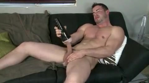 Exotic male in incredible gay xxx scene Hotel Alone