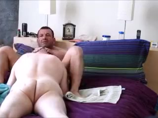 Filthy Slaver Dad Demands Dandyd Unfathomable Face Hole. anal boy gay rimming young