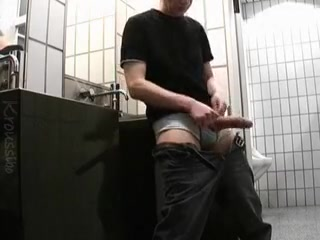 Kroussibo multiple cumshots and caught in public Latrine three big tits asian japanese